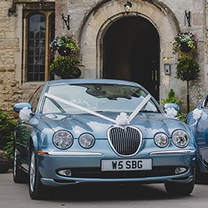 Wedding Cars Gloucestershire Jaguar S