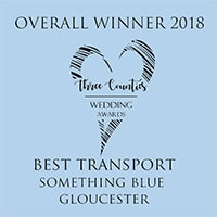 Best Transport 2018 Award Something Blue Gloucester